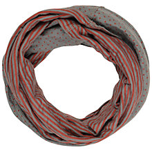 Buy Seasalt Circle Spot Stripe Scarf Online at johnlewis.com