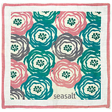 Buy Seasalt Very Pretty Hanky, Rose Online at johnlewis.com