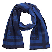 Buy Mulberry Monogram Stole Online at johnlewis.com