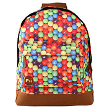 Buy Mi-Pac Mini Gumballs Backpack, Multi Online at johnlewis.com