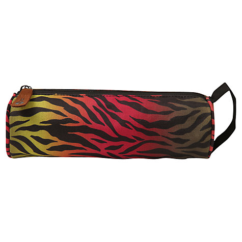 Buy Mi-Pac Zebra Print Pencil Case, Multi Online at johnlewis.com