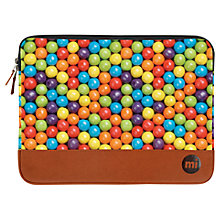 Buy Mi-Pac Gumball Print Laptop Sleeve, Multi Online at johnlewis.com