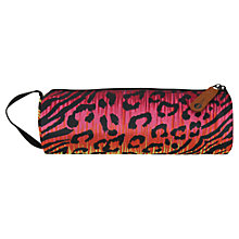 Buy Mi-Pac Leopard Print Pencil Case, Multi Online at johnlewis.com