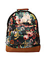 Mi-Pac Classic Rose Print Backpack, Multi