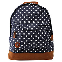 Buy Mi-Pac All Stars Rucksack, Navy Online at johnlewis.com