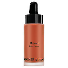Buy Giorgio Armani Maestro Blush Online at johnlewis.com