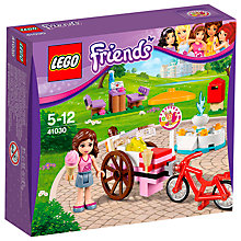 Buy LEGO Friends Olivia's Ice Cream Bike Online at johnlewis.com
