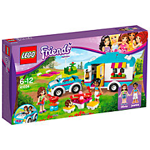 Buy LEGO Friends Summer Caravan Online at johnlewis.com