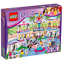 Buy LEGO Friends Heartlake Shopping Mall Online at johnlewis.com