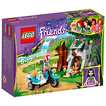 Buy LEGO Friends First Aid Jungle Bike Online at johnlewis.com