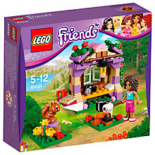 Buy LEGO Friends Andrea's Mountain Hut Online at johnlewis.com