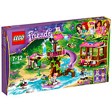 Buy LEGO Friends Jungle Rescue Base Online at johnlewis.com
