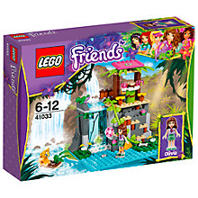 Buy LEGO Friends Jungle Falls Rescue Online at johnlewis.com