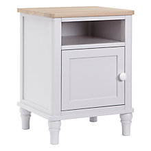 Buy John Lewis Lomond Bedside Cupboard Online at johnlewis.com