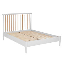 Buy John Lewis Lomond Bedstead, Double Online at johnlewis.com