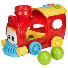 Buy John Lewis Rolling Ball Train Online at johnlewis.com