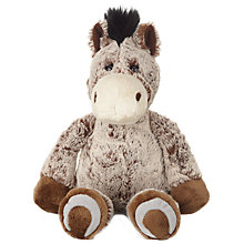 Buy John Lewis Plush Donkey Soft Toy Online at johnlewis.com