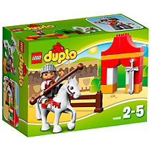 Buy LEGO DUPLO Knight Tournament Online at johnlewis.com