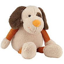 Buy John Lewis Plush Dog, 30cm Online at johnlewis.com