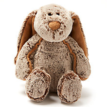 Buy John Lewis Plush Rabbit Soft Toy Online at johnlewis.com