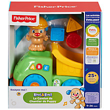 Buy Fisher-Price Puppy's Dumper Truck Online at johnlewis.com