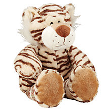 Buy John Lewis Tiger Soft Toy Online at johnlewis.com