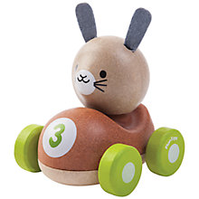 Buy John Lewis Bunny Racer Online at johnlewis.com