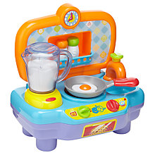 Buy John Lewis My First Kitchen Set Online at johnlewis.com