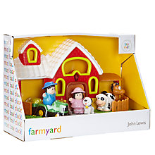 Buy John Lewis Farmyard Playset Online at johnlewis.com