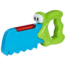 Buy John Lewis My First Tool Toy Saw Online at johnlewis.com