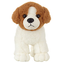Buy John Lewis Two Tone Dog, Small, Assorted Online at johnlewis.com