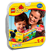 Buy LEGO DUPLO Disney Mickey Mouse Clubhouse Cafe Online at johnlewis.com
