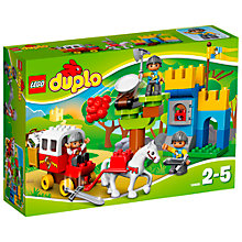 Buy LEGO DUPLO Treasure Attack Online at johnlewis.com