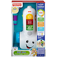 Buy Fisher-Price Laugh & Learn Smart Stages Vacuum Cleaner Online at johnlewis.com