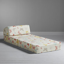 Buy little home at John Lewis Butterflies Z Bed Online at johnlewis.com
