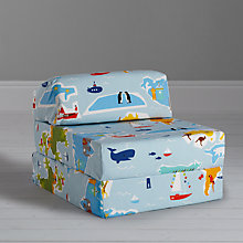 Buy little home at John Lewis Globe Trotter Z Bed Online at johnlewis.com