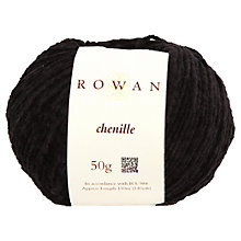 Buy Rowan Chenille DK Yarn, 50g Online at johnlewis.com