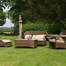 Buy 4 Seasons Outdoor Sussex 4-Seater Lounge Set Online at johnlewis.com