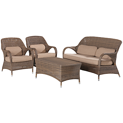 4 Seasons Outdoor Sussex 4-Seater Lounge Set