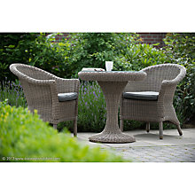 Buy 4 Seasons Outdoor Victoria Bistro Table and 2 Chester Chairs Online at johnlewis.com