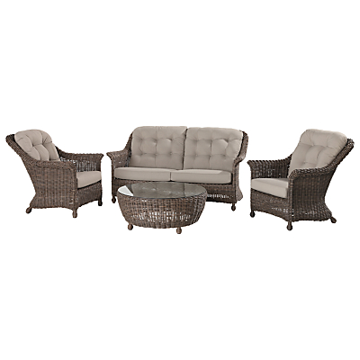 4 Seasons Outdoor Madoera 4-Seater Lounge Set