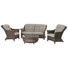 Buy 4 Seasons Outdoor Madoera 4-Seater Lounge Set Online at johnlewis.com