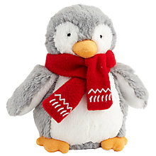 Buy John Lewis Penguin Baby Soft Toy Online at johnlewis.com