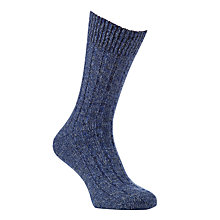 Buy JOHN LEWIS & Co. Made in Italy Merino Blend Boot Socks, One Size Online at johnlewis.com