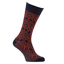 Buy JOHN LEWIS & Co. Made in Italy Siberian Cashmere Blend Socks, One Size Online at johnlewis.com