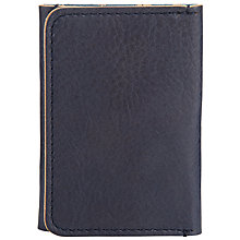 Buy Orla Kiely Yacht Print Leather Wallet Online at johnlewis.com
