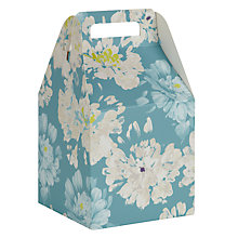 Buy John Lewis Splash Floral Pop Up Small Gift Box Online at johnlewis.com