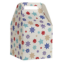 Buy John Lewis Star Gift Box, Medium, Multi Online at johnlewis.com