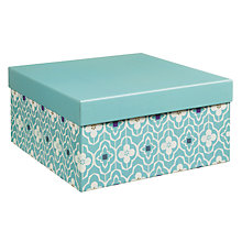 Buy John Lewis Fusion Gift Box, Medium Online at johnlewis.com