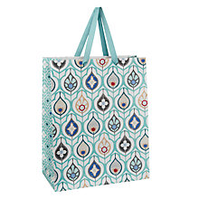 Buy John Lewis Fusion Gift Bag, Medium, Multi Online at johnlewis.com